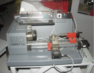All Emco Compact 5 Lathes VC-CP5L Upgrade $6,499.00